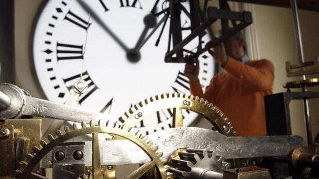 αίσθηση του χρόνου