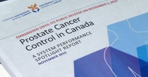 Prostate cancer report