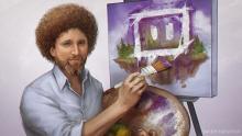 Twitch Bob Ross