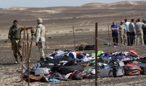 Mideast Egypt Russian Plane Crash