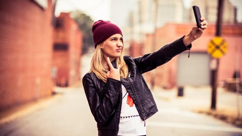 Why do people post selfies