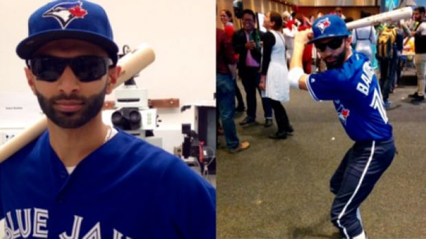 Jose Bautista hosts online Halloween costume contest