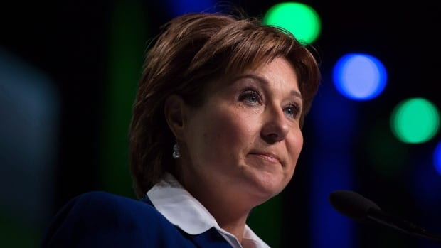 B.C. Premier Christy Clark says Canada cannot pass up the trade benefits offered by the Trans-Pacific Partnership.