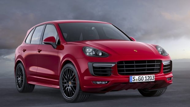 The 2015 Porsche Cayenne is one of the new diesel models found to have cheat devices in an investigation by U.S. and Canadian regulators.