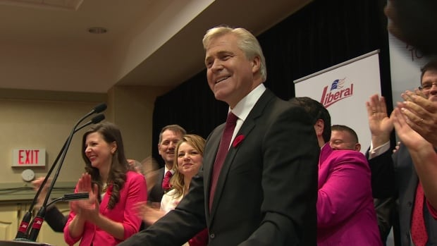 Dwight Ball's Liberals are on track for unprecedented gains in Newfoundland and Labrador.