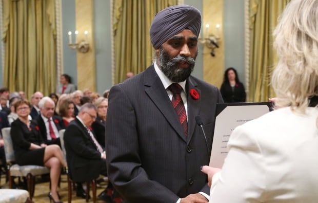 LIB Harjit Sajjan Vancouver South MP