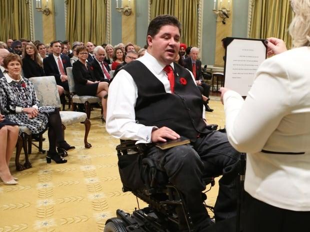 LIB Kent Hehr Calgary Centre MP