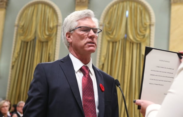 LIB Jim Carr Manitoba MP
