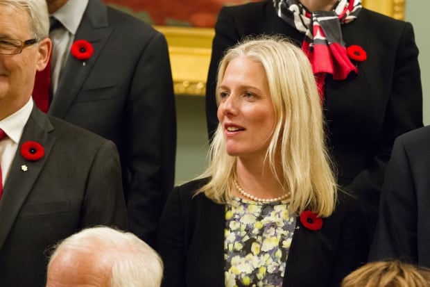 LIB Catherine McKenna Ottawa Centre MP