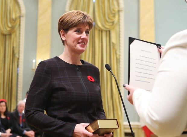 LIB Marie-Claude Bibeau MP