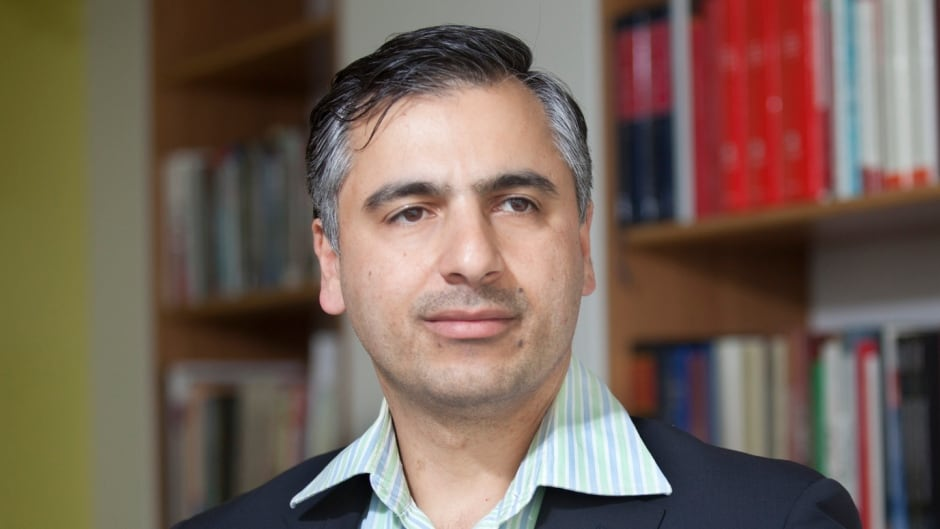 McGill law professor Payam Akhavan fears normalizing hate and xenophobia overrides liberal values.
