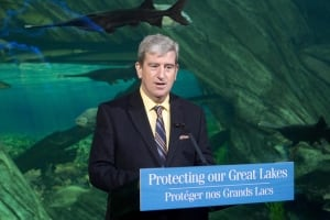 GREAT LAKES PROTECTION LEGISLATION