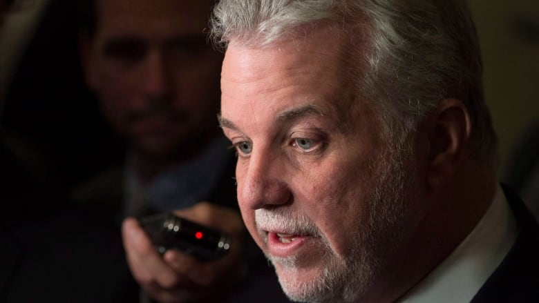 Public Sector Agreement Good For Taxpayers Philippe Couillard