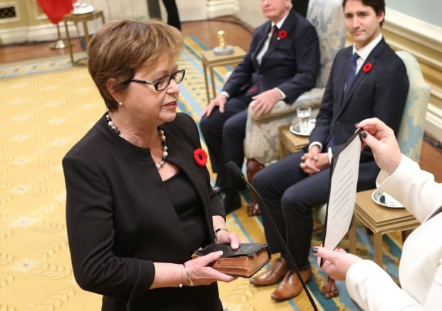 LIB Judy Foote Newfoundland and Labrador Trudeau cabinet Public Service