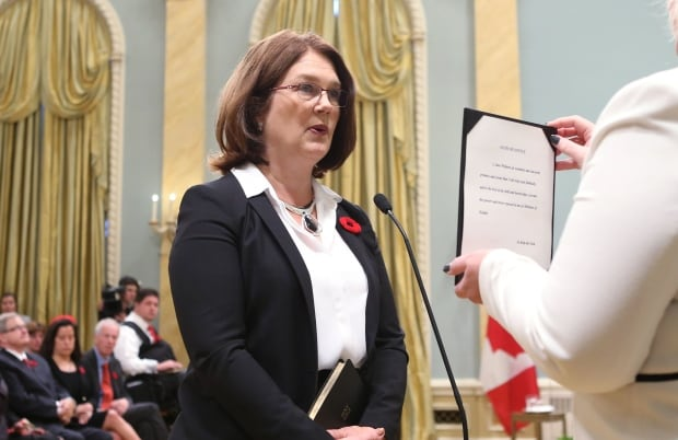 LIB Ontario MP Jane Philpott Health Minister Trudeau cabinet Nov 4 2015