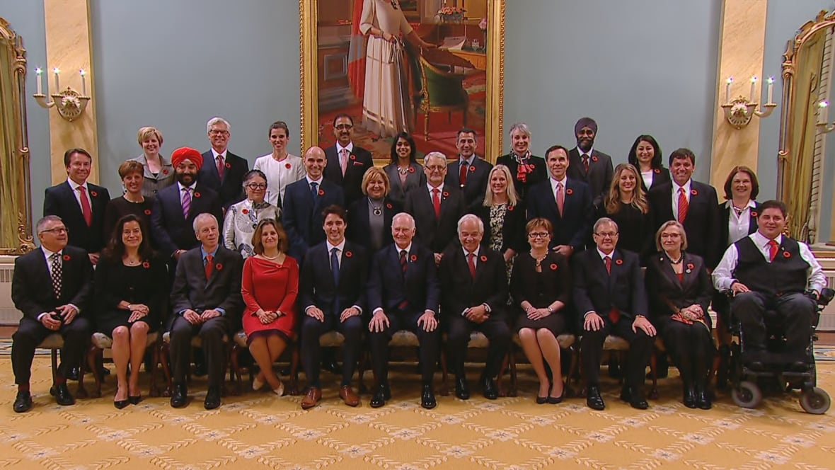 Full list of Justin Trudeau's cabinet - Politics - CBC News
