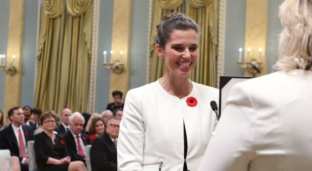 Kirsty Duncan minister of science Nov 4 2015