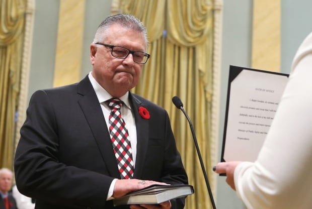 Public Safety Emergency Preparedness Minister Ralph Goodale Nov 4 2015