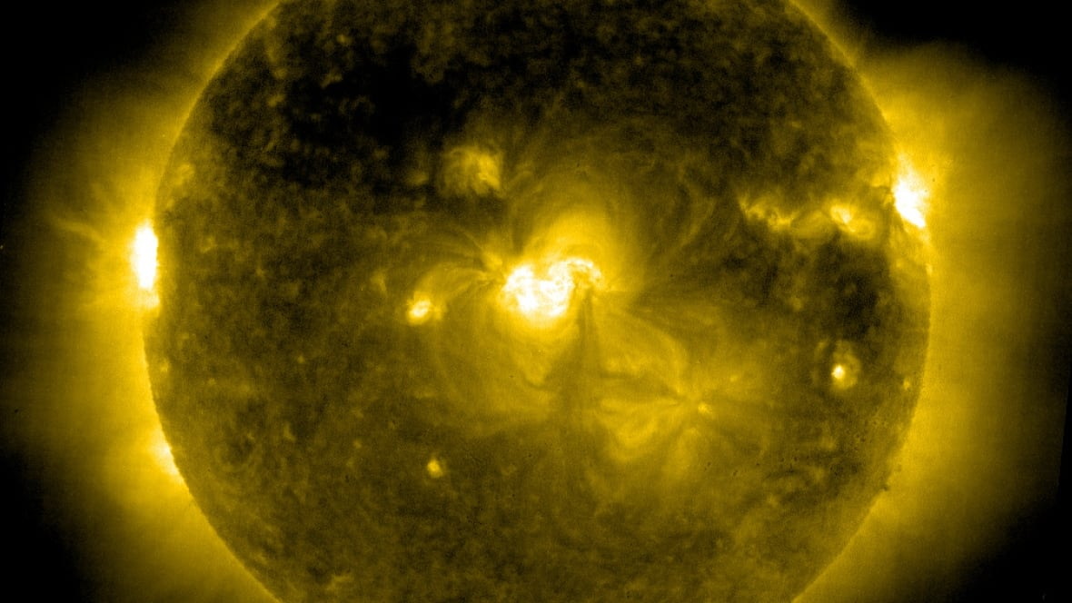 Solar storm knocks out flight control systems in Sweden ...