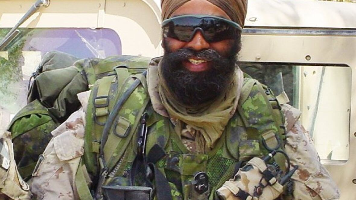 Meet Canada's new 'badass' defence minister
