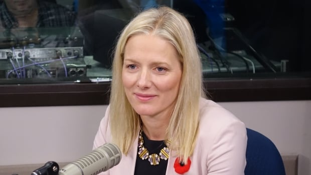Catherine McKenna, minister of environment and climate change, spoke to Ottawa Morning host Robyn Bresnahan Thursday about her new role and her priorities for Ottawa Centre.