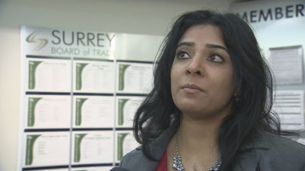 Surrey Board of Trade President and CEO Anita Huberman says the government needs to increase support for willing workers who are ready to return to their jobs without clawing back disability assistance all at once.