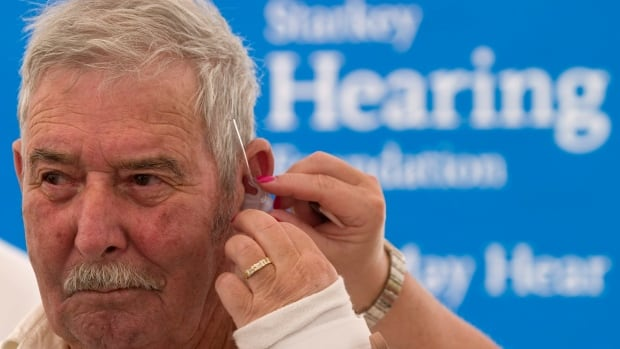 Hearing loss is underdiagnosed and undertreated in elderly adults, researchers say.