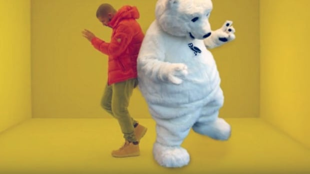"Travel Manitoba posted eight video mashups of songs to celebrate Polar Bear Week – including Drake's Hotline Bling, which features a mascot dancing in slow motion to the lyrics, ""You use to call me on your seal phone."""
