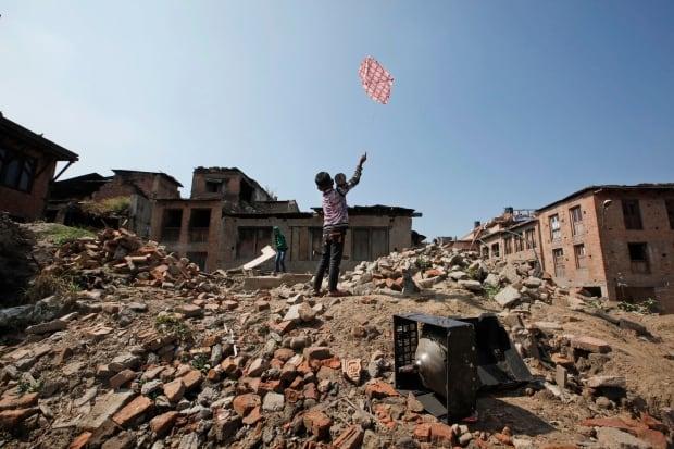 Nepal Quake Recovery