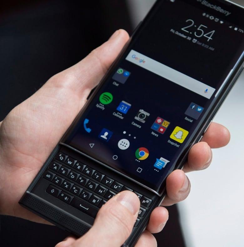BlackBerry hands over user data to help police 'kick ass