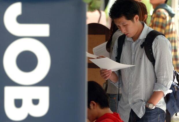 job board fair employment unemployment sign