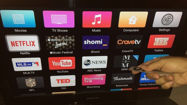 Streaming TV options still limited in Canada, despite year