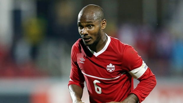 Veteran Julian De Guzman returns to the Canadian team to play the CONCACAF World Cup qualifying round.
