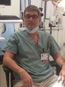 Dr. Jonathan Mayer, Director Ottawa Hospital Dental Clinic
