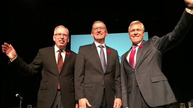 The St. John's Morning Show asked NDP Leader Earle McCurdy, PC Leader Paul Davis, and Liberal Leader Dwight Ball how they would address the autism issue if their party forms government.