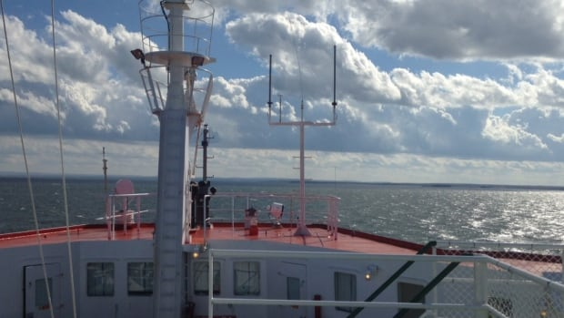 Northumberland Ferries Limited say crossings between Caribou and Wood Islands have been cancelled until further notice.