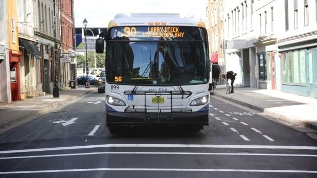 Halifax Transit bus