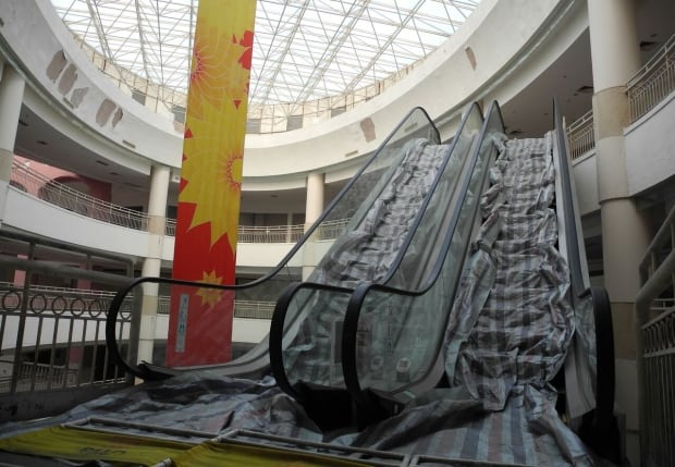 China's Ghost Mall