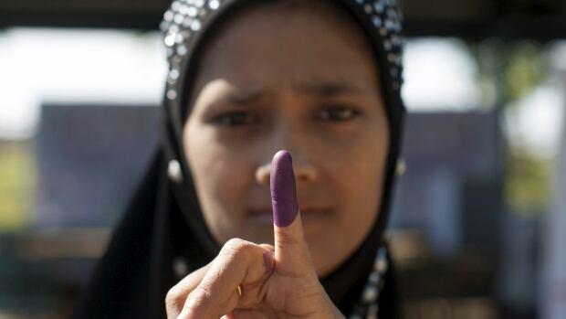 MYANMAR-ELECTION rohingya
