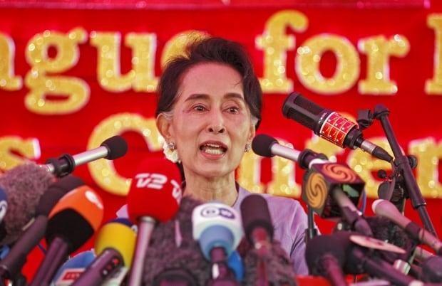 MYANMAR-ELECTION/