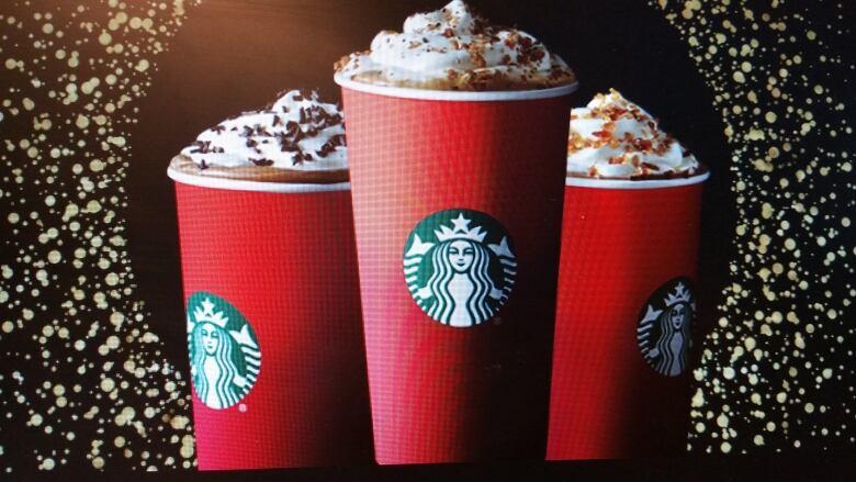Starbucks Christmas Cups.Design Your Own Starbucks Christmas Cup Cbc Radio
