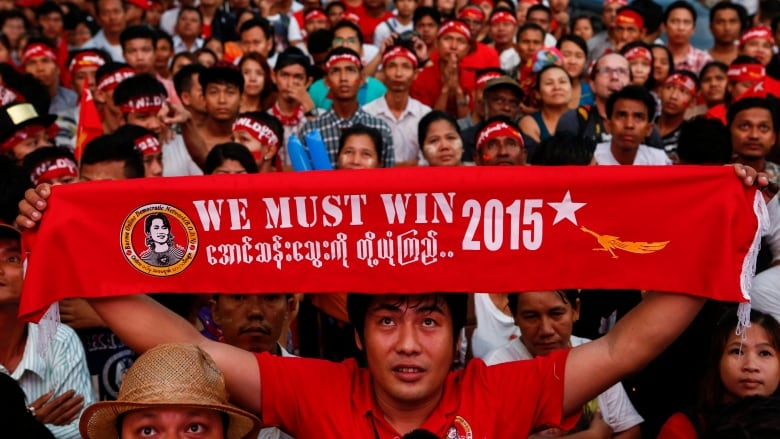 Burma's slow election returns have Suu Kyi, NLD party officials ...