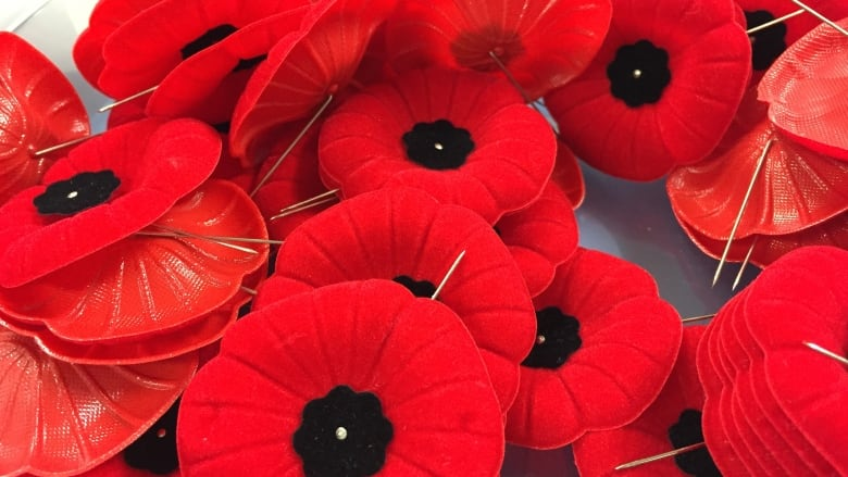 5 things you should know about poppy etiquette for remembrance day the meaning of the poppy is to remember our fallen soldiers said rosemary ferguson victoria dinhcbc mightylinksfo
