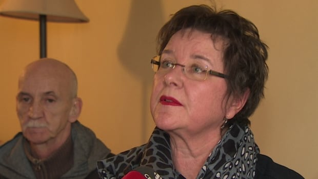 'We need to ensure that our seniors live with dignity and respect,' said NDP candidate for St. John's Centre, Gerry Rogers.
