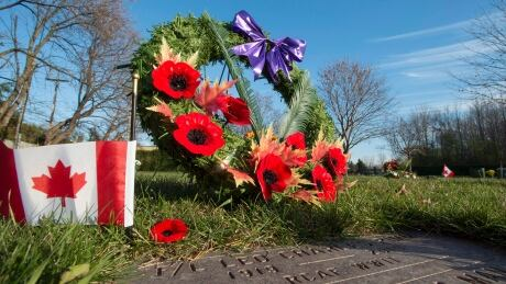 Wreath to be laid at Onaping Remembrance Day service will honour LGBTQ veterans