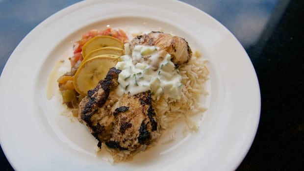 Jerk chicken is one of the dishes that appears in a new cookbook from the folks at Ottawa restaurant Stoneface Dolly's