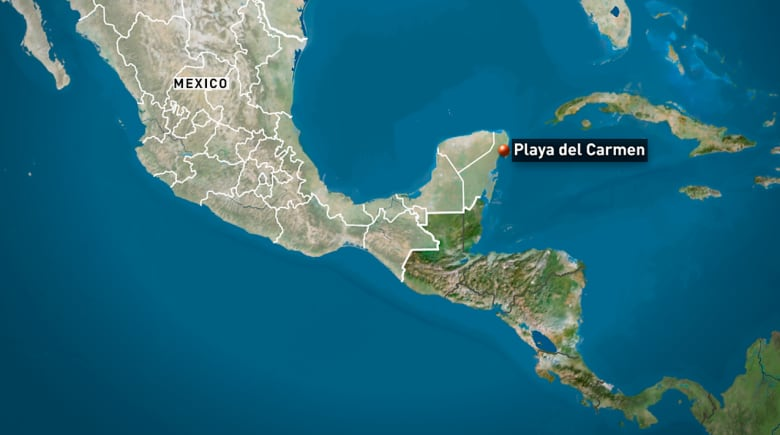 Canada Warns Travellers To Playa Del Carmen Mexico To Exercise High Degree Of Caution Cbc News