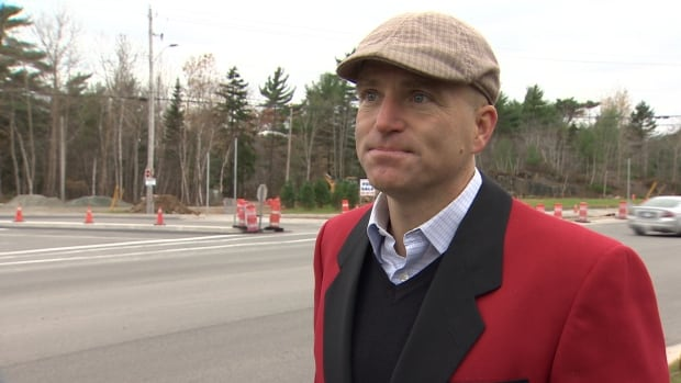 Halifax city councillor Matt Whitman is once again under fire for his tweets.