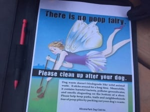 Poo-Fairy Sign