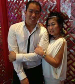 Eric Lu, Ming-Chien Hsin